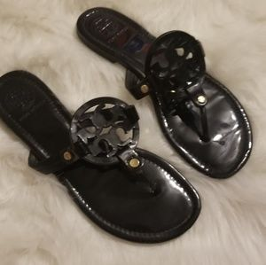 Tory Burch Miller Sandals size 8